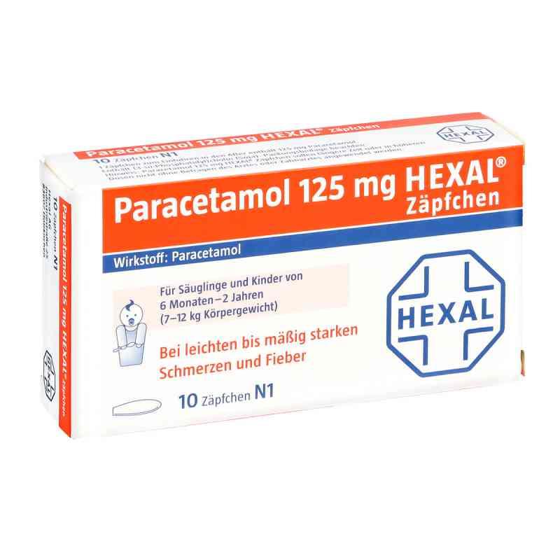 Paracetamol 125mg HEXAL bei apotheke.at bestellen