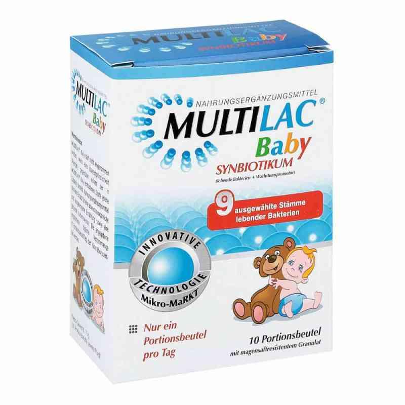 Multilac Baby Synbiotikum Portionsbeutel bei apotheke.at bestellen