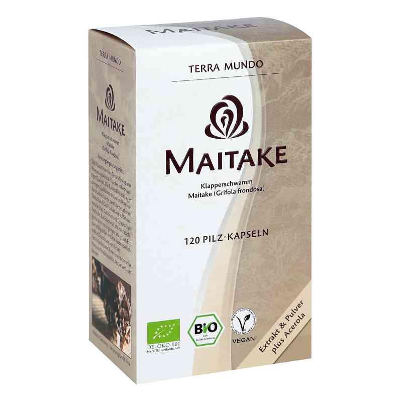 Maitake Vitalpilz Bio Terra Mundo Kapseln  bei apotheke.at bestellen