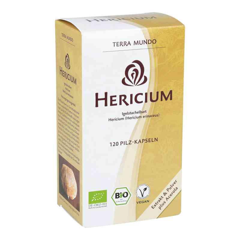 Hericium Vitalpilz Bio Terra Mundo Kapseln  bei apotheke.at bestellen