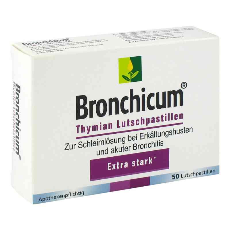 Bronchicum Thymian Lutschpastillen  bei apotheke.at bestellen
