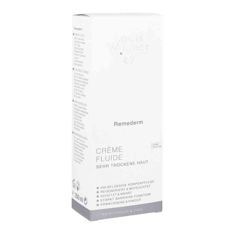 Widmer Remederm Creme Fluide unparfümiert bei apotheke.at bestellen