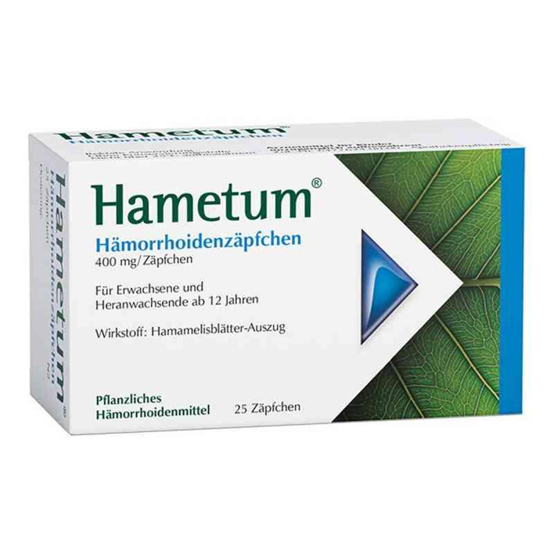 Hametum Hämorrhoidenzäpfchen  bei apotheke.at bestellen