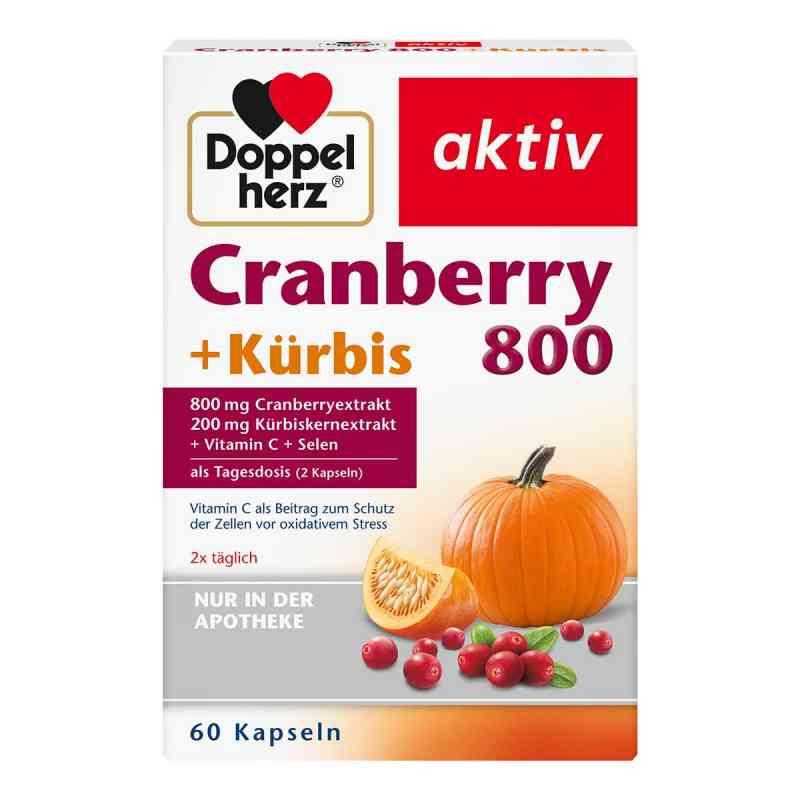 Doppelherz Cranberry + Kürbis Kapseln bei apotheke.at bestellen
