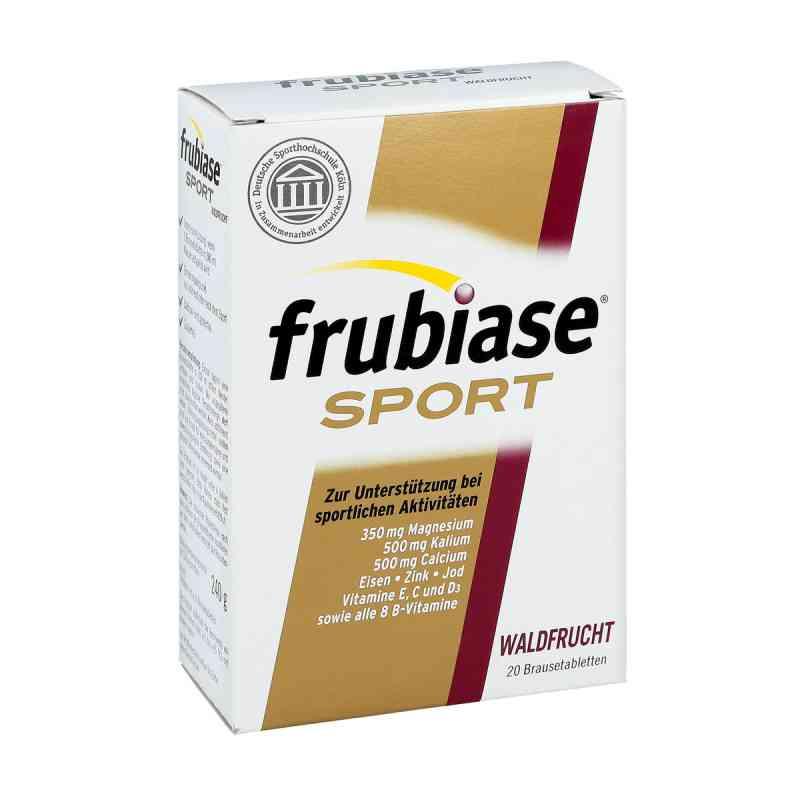 Frubiase Sport Waldfrucht Brausetabletten bei apotheke.at bestellen