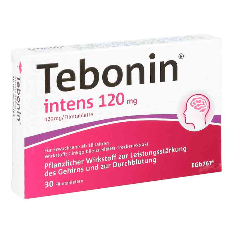 Tebonin intens 120mg  bei apotheke.at bestellen