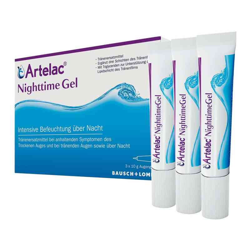 Artelac Nighttime Gel bei apotheke.at bestellen