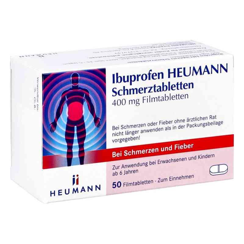 Ibuprofen Heumann Schmerztabletten 400mg bei apotheke.at bestellen