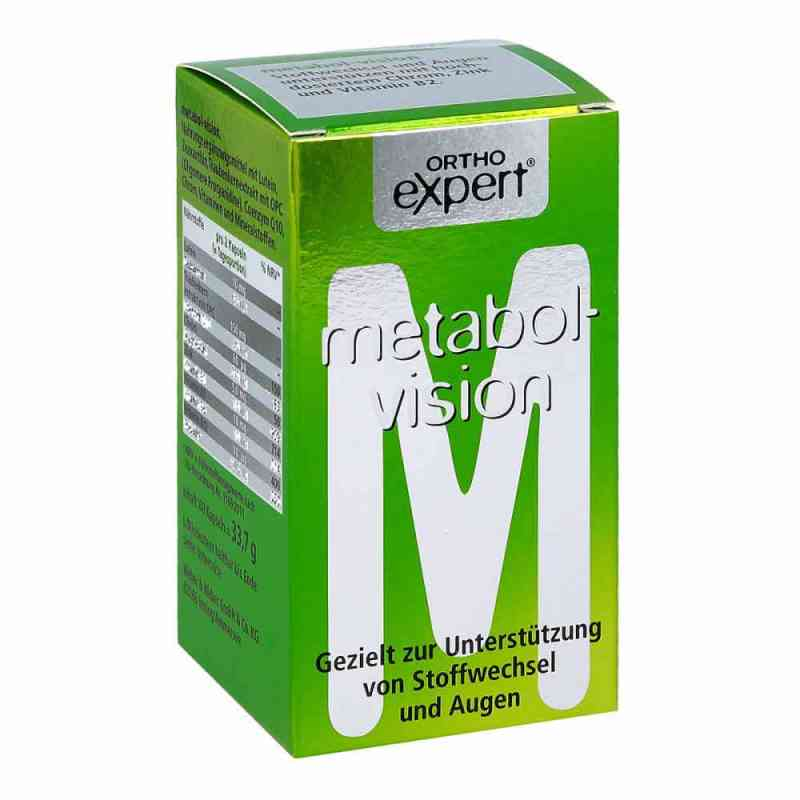 Metabol Vision Orthoexpert Kapseln  bei apotheke.at bestellen