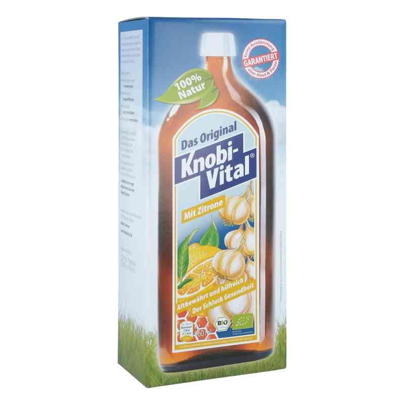 Knobivital mit Zitrone Bio bei apotheke.at bestellen