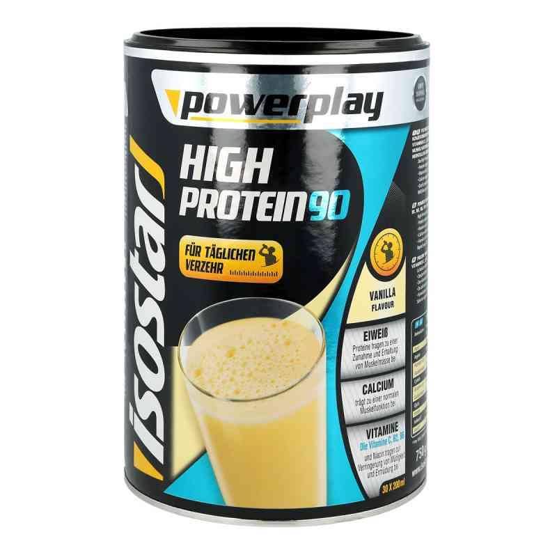 Isostar Powerplay High Protein 90 Vanille Pulver bei apotheke.at bestellen