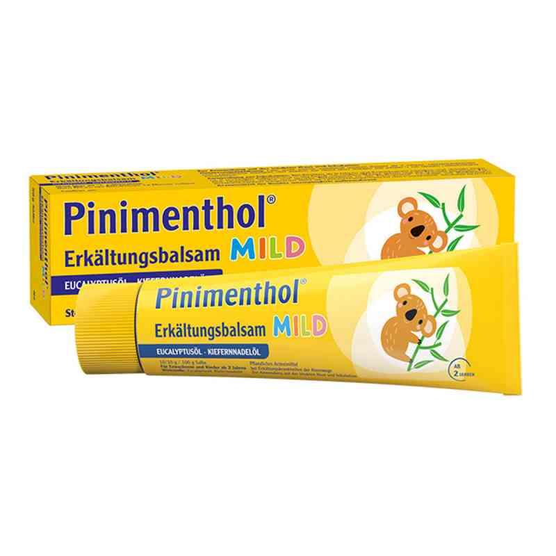 Pinimenthol Erkältungsbalsam mild bei apotheke.at bestellen