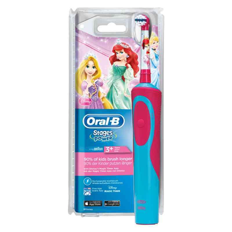 Oral-B Stages Power Kids Elektrische Zahnbürste Princess  bei apotheke.at bestellen