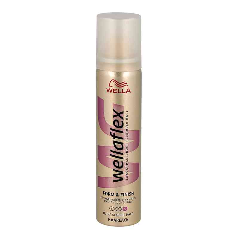Wella Wellaflex Haarlack Form & Finish Ultra starker Halt bei apotheke.at bestellen
