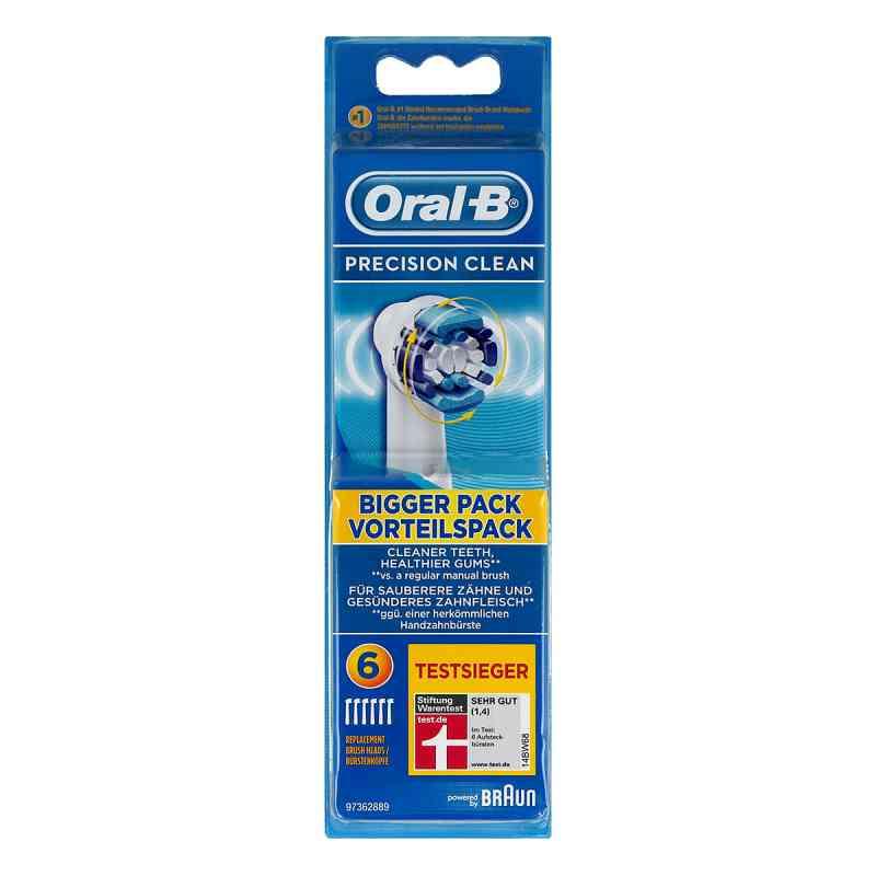 Oral B Precision Clean Aufsteckbürsten  bei apotheke.at bestellen