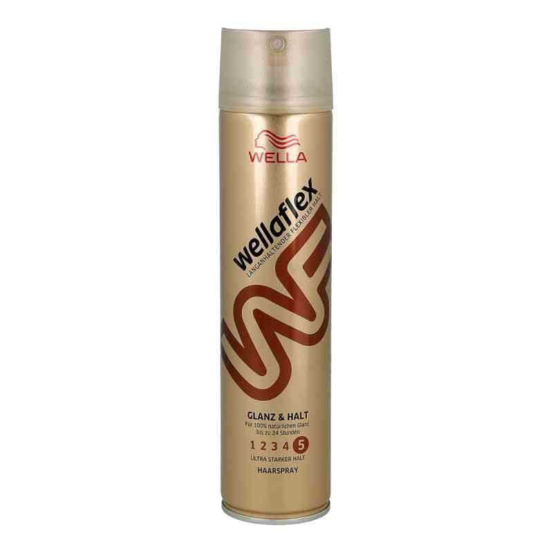 Wellaflex Glanz & Halt Haarspray ultra stark Stärke 5  bei apotheke.at bestellen