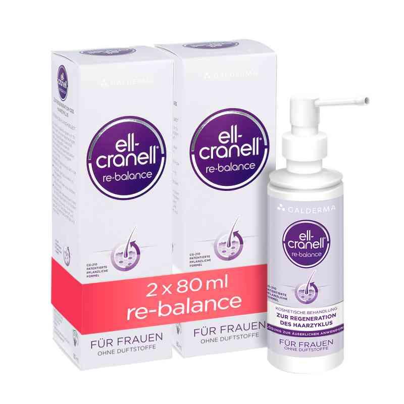 Ell-cranell re-balance für Frauen Lösung 12-Wochen-Kur  bei apotheke.at bestellen