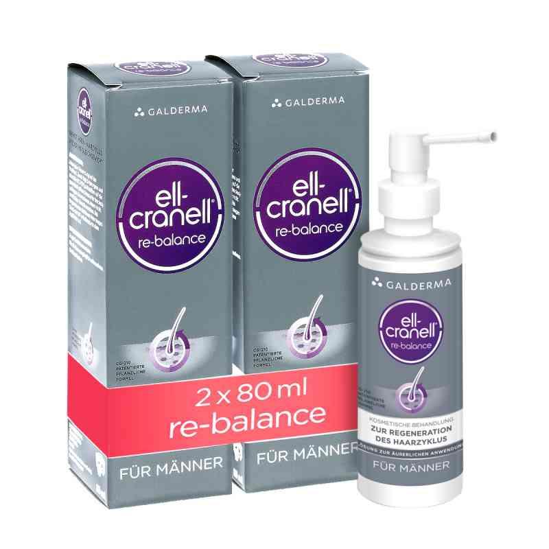 Ell-cranell re-balance für Männer Lösung 12-Wochen-Kur bei apotheke.at bestellen