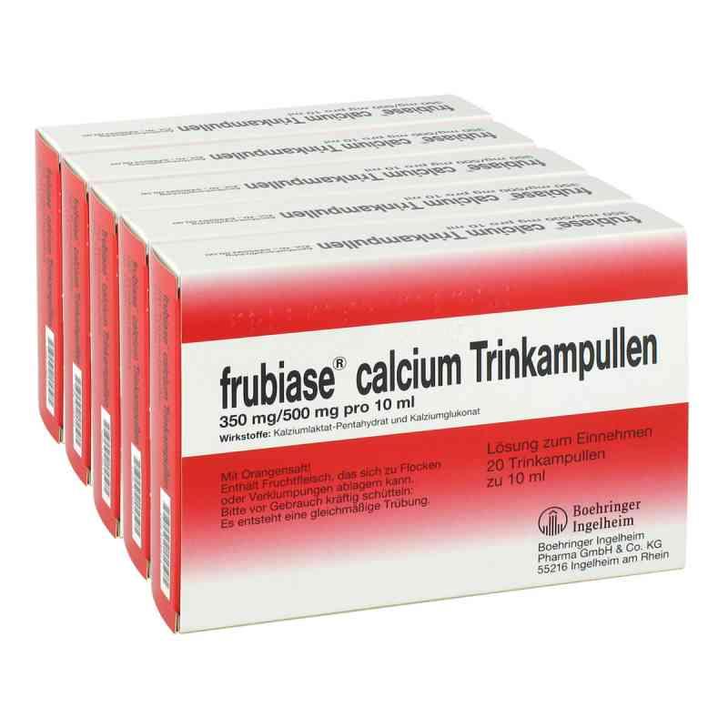 Frubiase Calcium T Trinkampullen bei apotheke.at bestellen