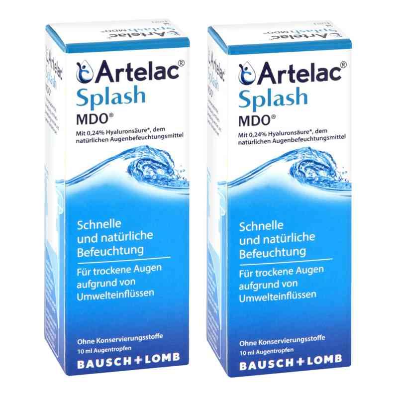 Artelac Splash Mdo Augentropfe bei apotheke.at bestellen