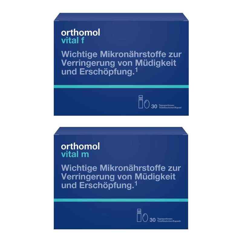 Orthomol VitalTrinkfläschchen Paket  bei apotheke.at bestellen