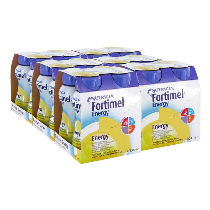 Fortimel Energy Multi Fibre Vanillegeschmack   bei apotheke.at bestellen