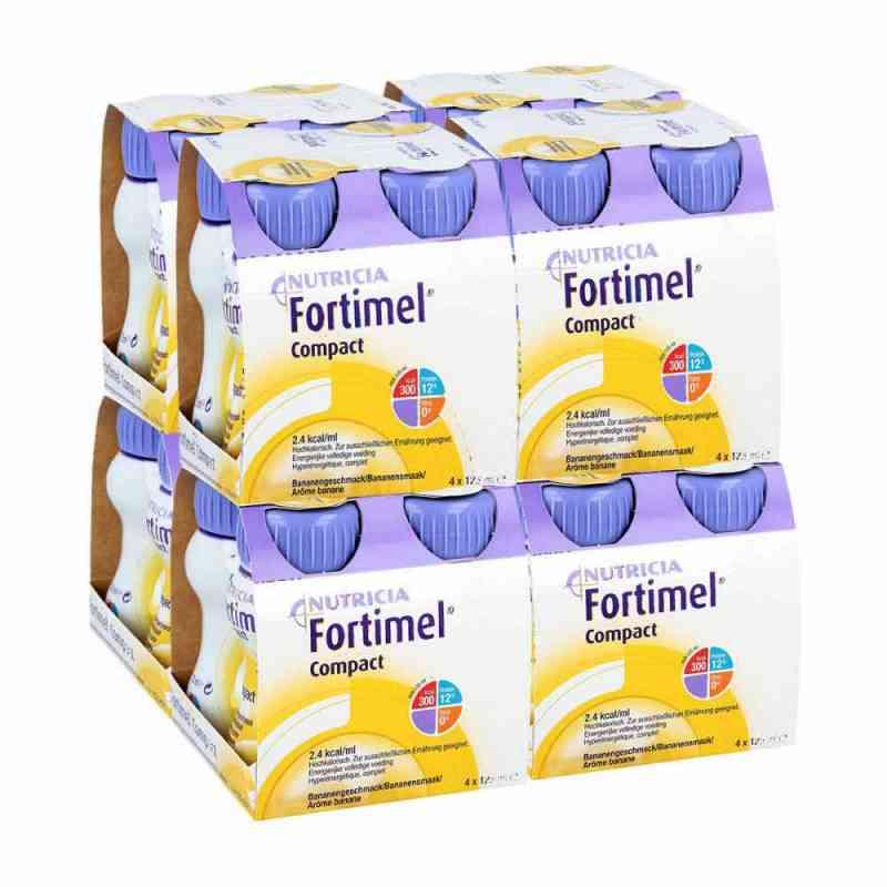 Fortimel Compact 2.4 Bananengeschmack bei apotheke.at bestellen