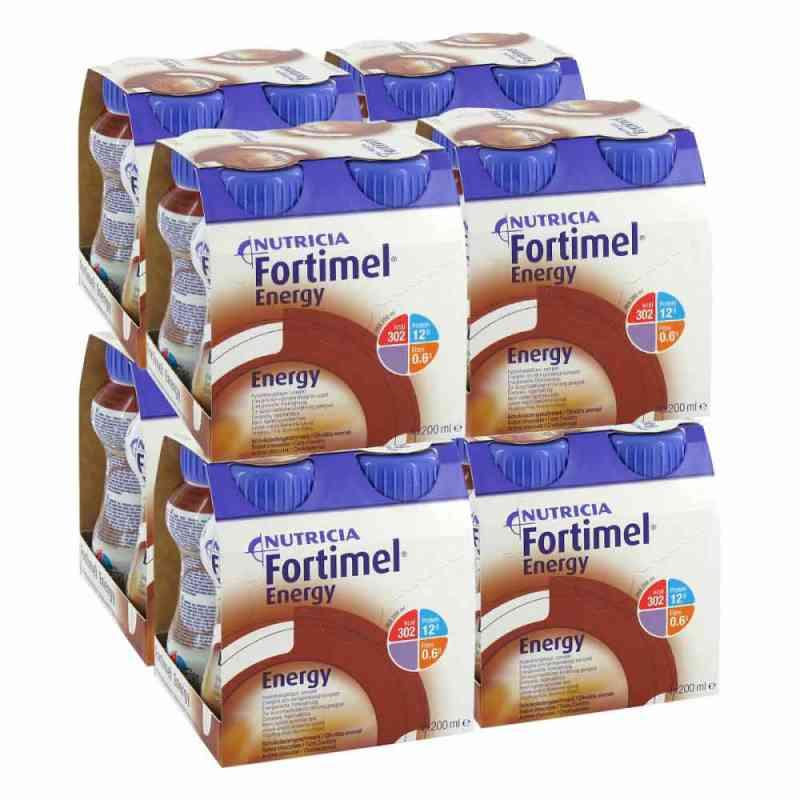 Fortimel Energy Schokoladengeschmack  bei apotheke.at bestellen