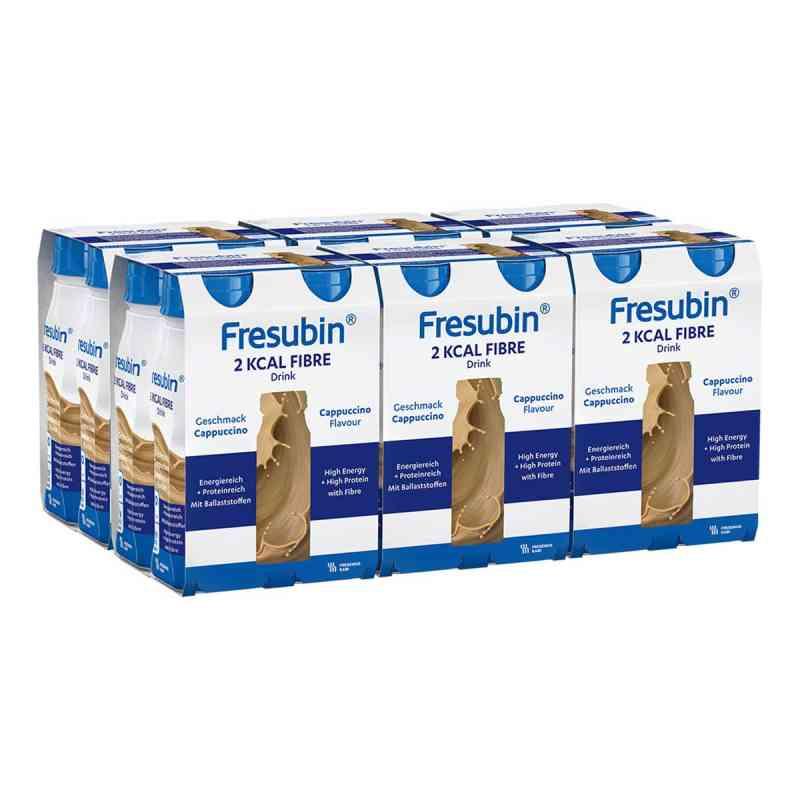 Fresubin 2 kcal fibre Drink Cappuccino Trinkflasche bei apotheke.at bestellen