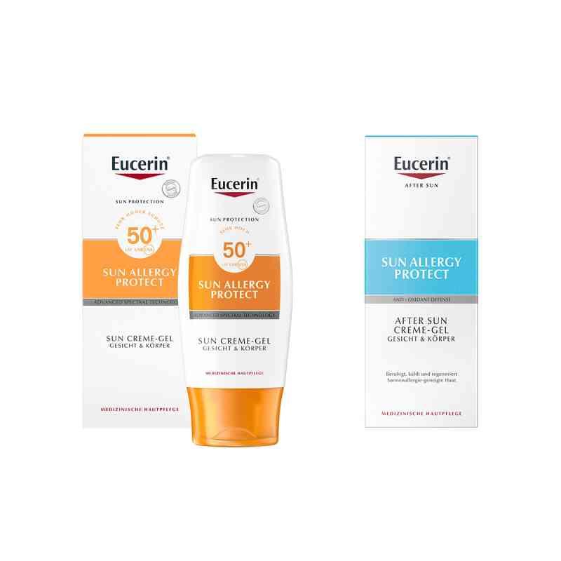 Paket Eucerin Sun Allergie Schutz bei apotheke.at bestellen