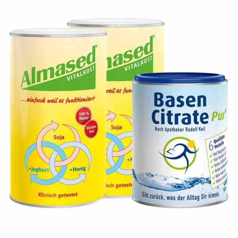 Paket Almased + BasenCitrate bei apotheke.at bestellen
