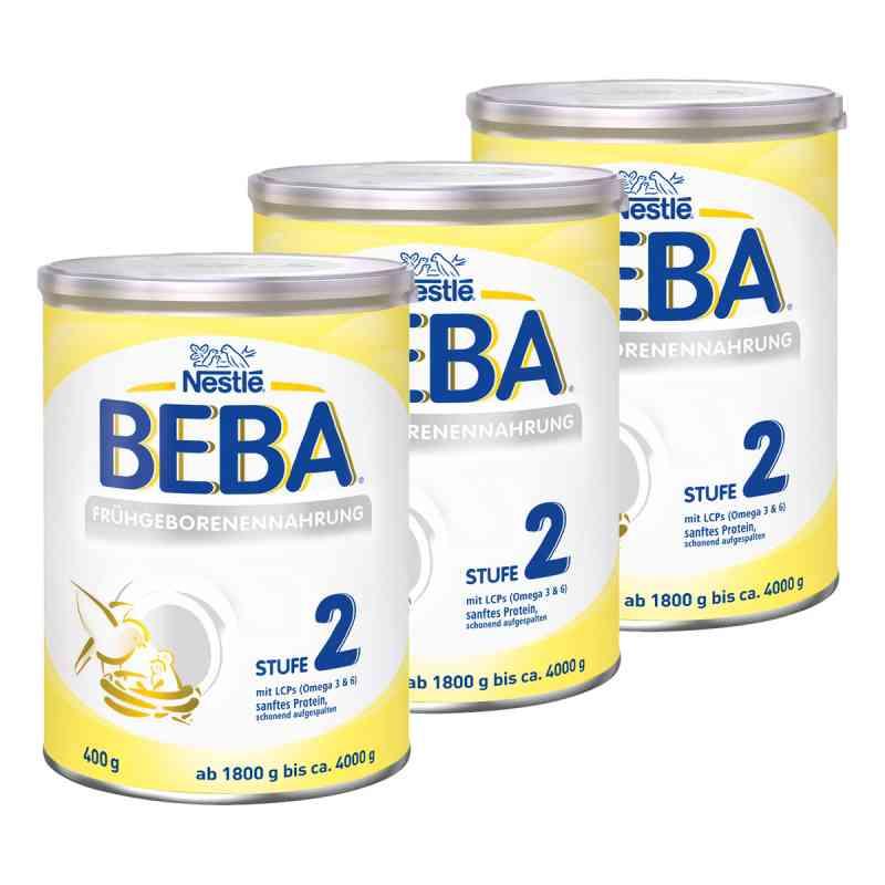Nestle Beba Frühgeborenen Nahrung Stufe 2 3er Paket bei apotheke.at bestellen