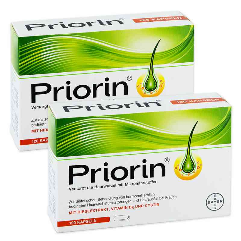 Priorin Vorteils-Set  bei apotheke.at bestellen