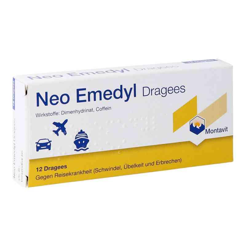 Neo-Emedyl Dragees  bei apotheke.at bestellen