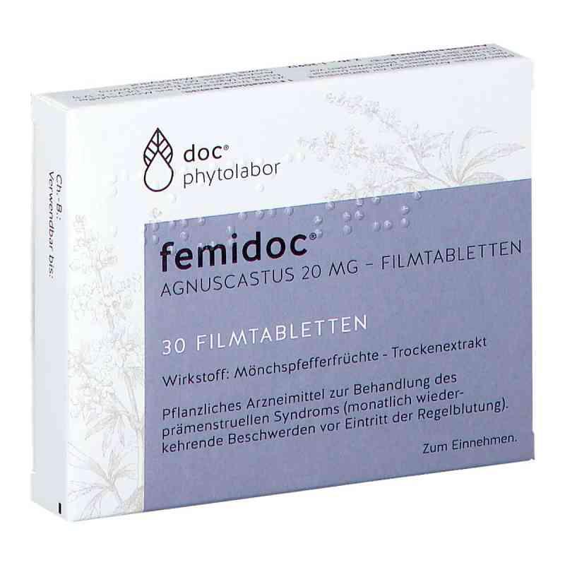 femidoc Agnuscastus 20 mg  bei apotheke.at bestellen