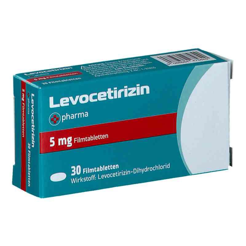 Erfahrungen levocetirizin Levocetirizin HEXAL®