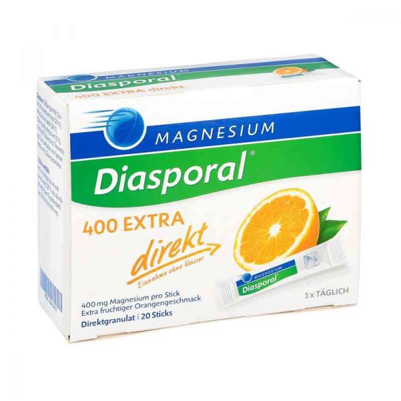 Magnesium Diasporal 400 Extra direkt Granulat bei apotheke.at bestellen