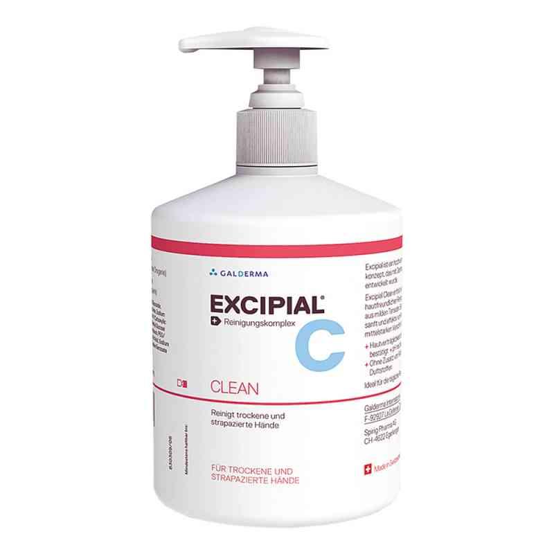 Excipial Clean Flüssig-syndet bei apotheke.at bestellen