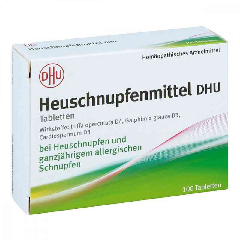 Heuschnupfenmittel Dhu Tabletten bei apotheke.at bestellen
