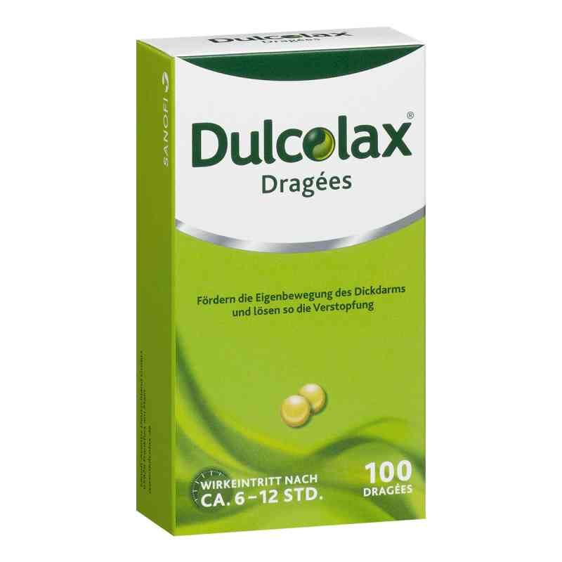 Dulcolax Dragees 5mg  bei apotheke.at bestellen