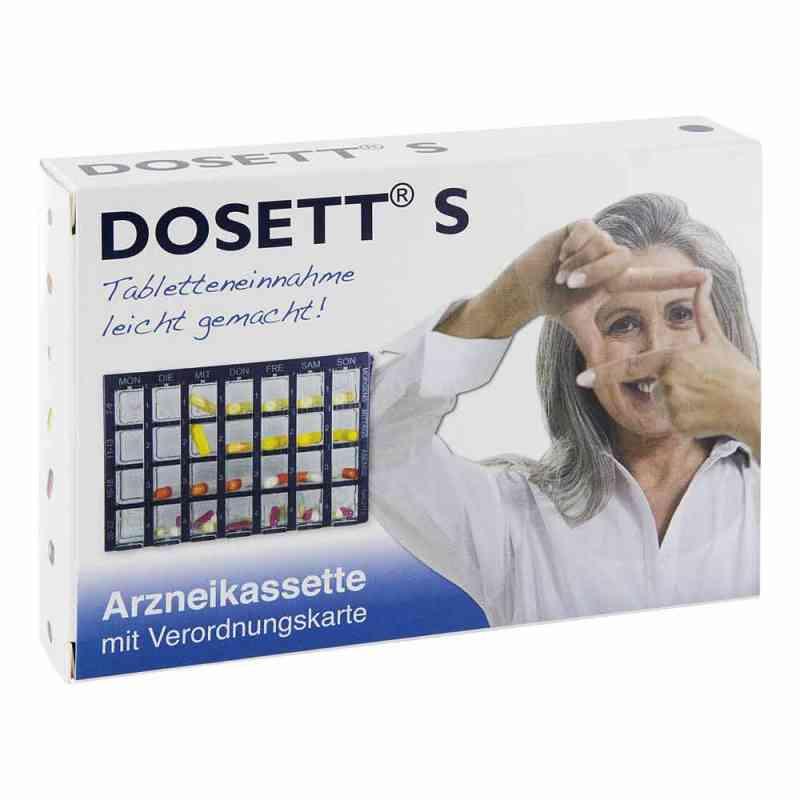 Dosett S Arzneikassette blau 11782  bei apotheke.at bestellen