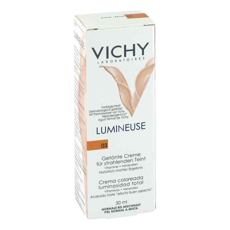 Vichy Lumineuse Mate doree normale/Mischhaut Creme  bei apotheke.at bestellen