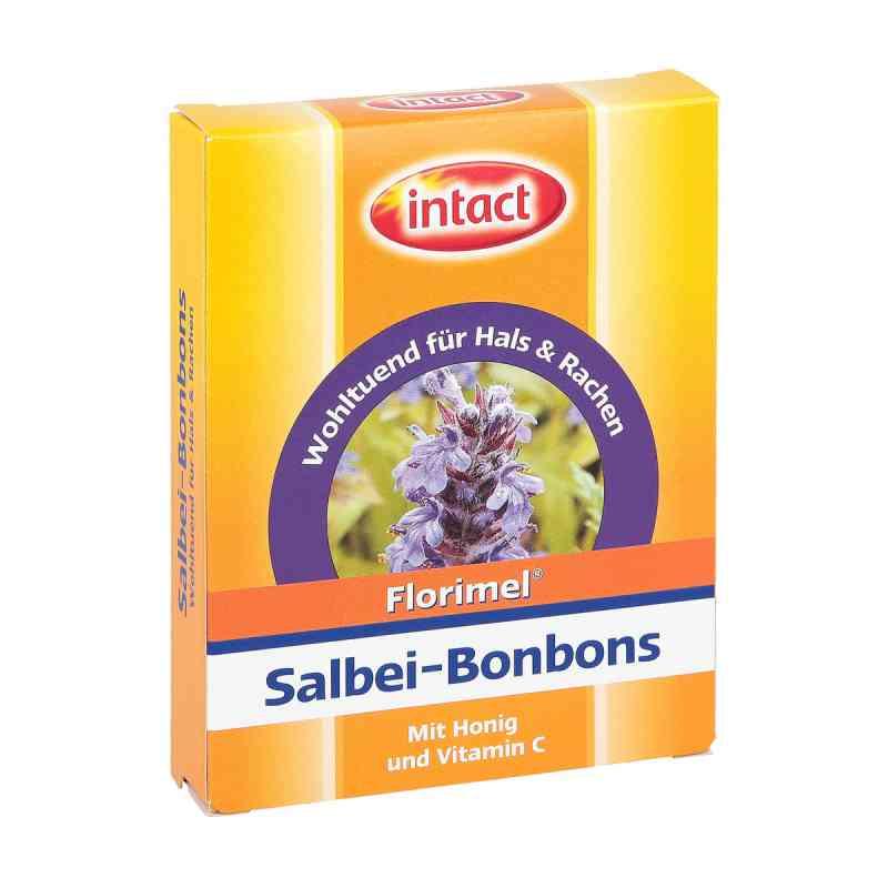 Florimel Salbeibonbons mit Vitaminen  C  bei apotheke.at bestellen