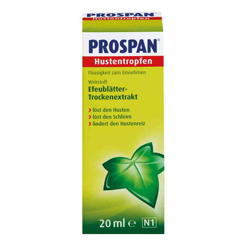 Prospan Hustentropfen  bei apotheke.at bestellen