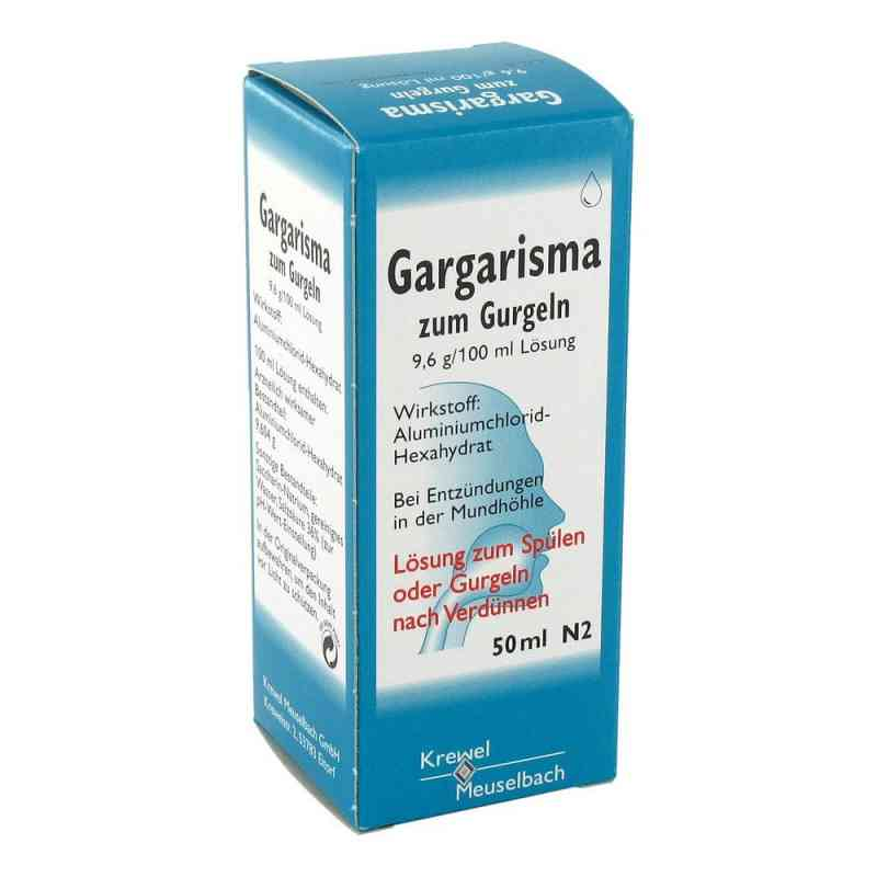 Gargarisma zum Gurgeln bei apotheke.at bestellen