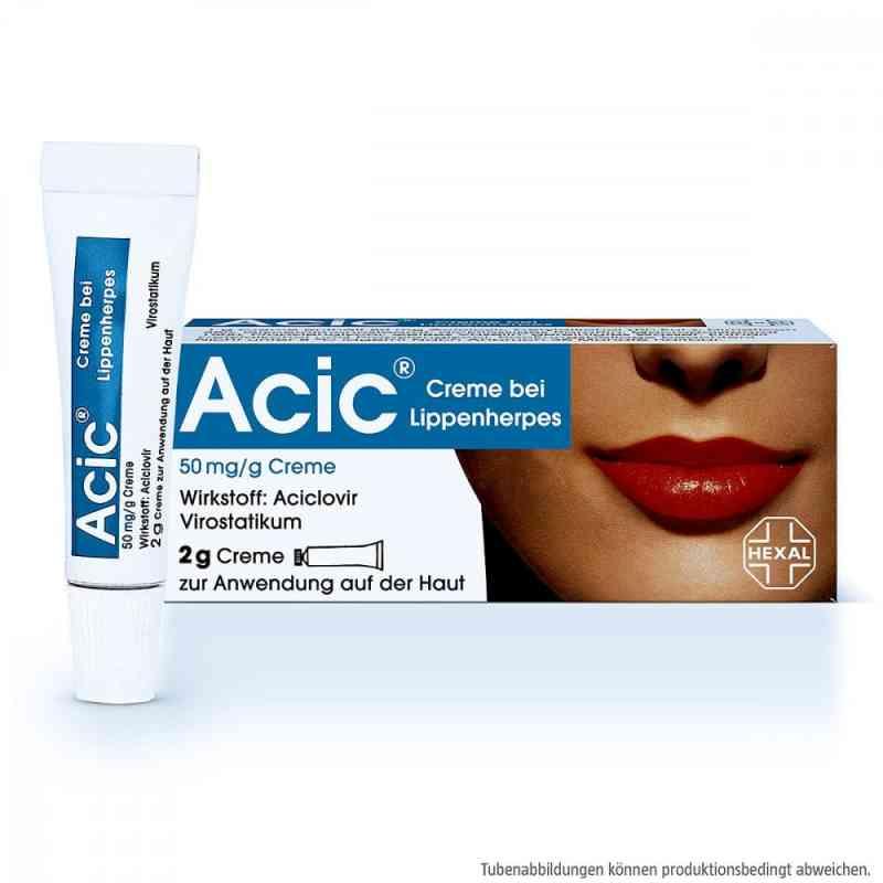 Acic bei Lippenherpes bei apotheke.at bestellen