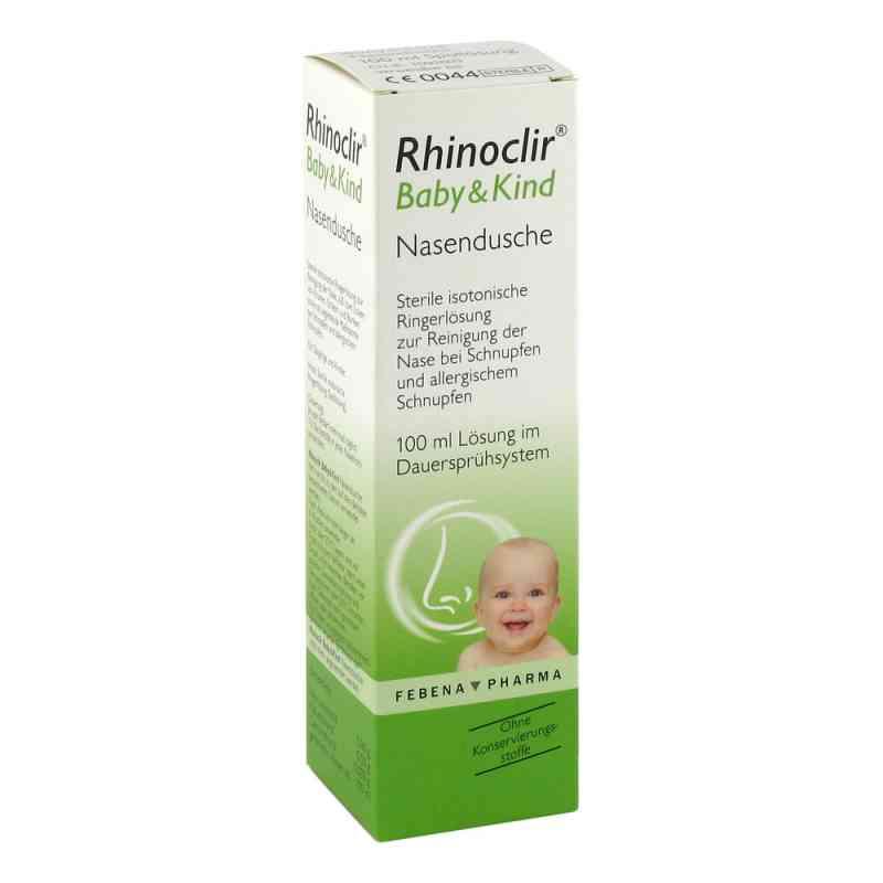 Rhinoclir Baby & Kind Nasendusche Lösung  bei apotheke.at bestellen