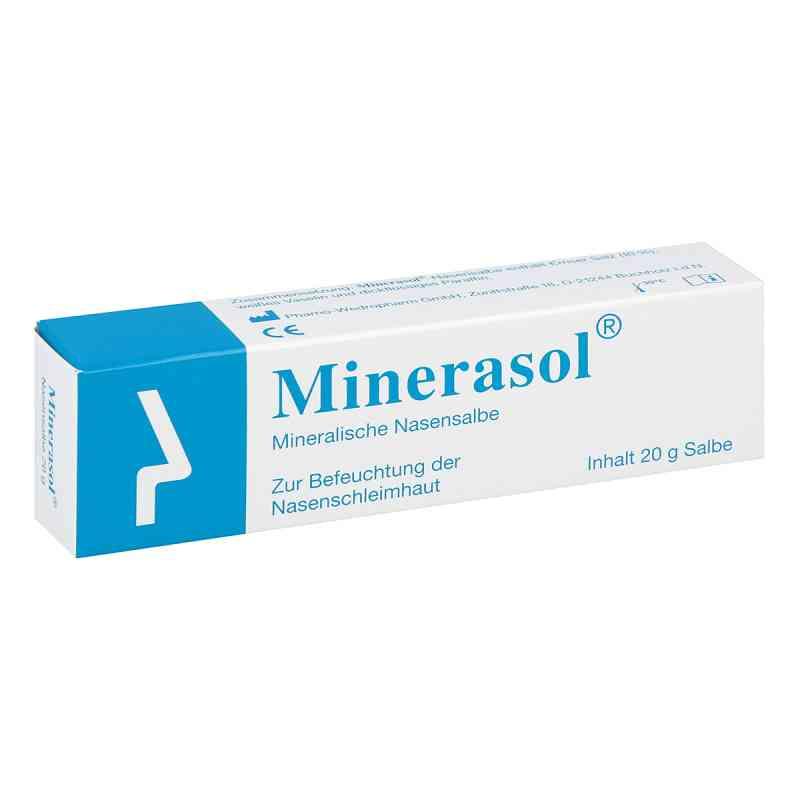 Minerasol mineralische Nasensalbe bei apotheke.at bestellen