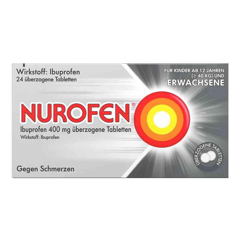 Nurofen Ibuprofen 400mg  bei apotheke.at bestellen