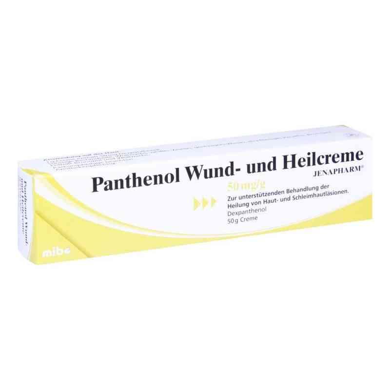 Panthenol Wund- und Heilcreme JENAPHARM 50mg/g  bei apotheke.at bestellen